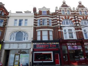 Flat 3 82 High Street Chatham ME4 4DS